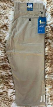 Authentic Chino Khaki Trousers | Clothing for sale in Greater Accra, Airport Residential Area
