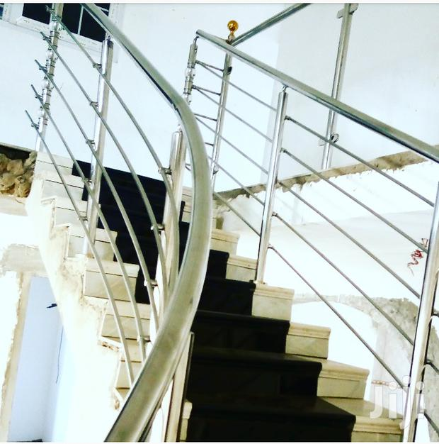 Archive: Balustrades, Staircases And More