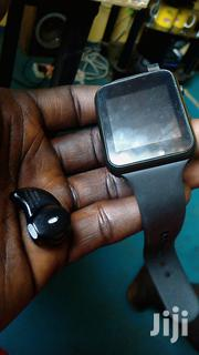 Smart Watch And Bluetooth Earbud | Smart Watches & Trackers for sale in Greater Accra, East Legon