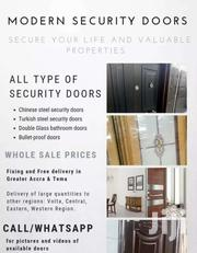 Turkish And Chinese Security Doors | Doors for sale in Greater Accra, East Legon