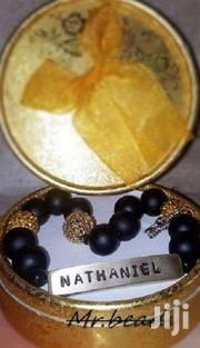 Men Elastic Beaded Bracelet | Jewelry for sale in Greater Accra, Adenta Municipal
