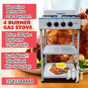4 Burner Gas Stove. | Kitchen Appliances for sale in Greater Accra, Accra Metropolitan