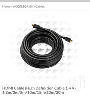 30meters Hdmi Cable High Defination   Accessories & Supplies for Electronics for sale in Greater Accra, Agbogbloshie