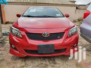 Toyota Corolla 2010 Red   Cars for sale in Eastern Region, Kwahu West Municipal