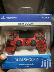 PS4 Controller Red Camo | Video Game Consoles for sale in Greater Accra, East Legon (Okponglo)
