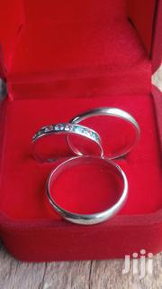Sterling Silver Rings Set for Wedding and Engagement | Jewelry for sale in Greater Accra, Tema Metropolitan