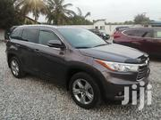 Toyota Highlander 2016 Gray | Cars for sale in Greater Accra, Dzorwulu