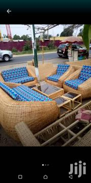 A Set Of Cane Furniture's | Garden for sale in Greater Accra, Cantonments