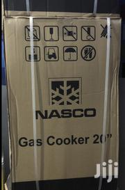 Nasco 4 Burner Gas Cooker With Oven Stainless | Kitchen Appliances for sale in Greater Accra, Accra Metropolitan