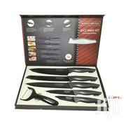 Royal - Line 5 Piece Antibacterial Knife Set With Peeler | Kitchen & Dining for sale in Greater Accra, North Kaneshie