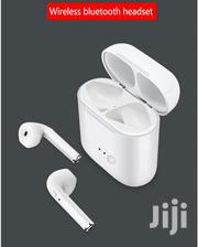 I7s TWS Bluetooth Wireless Earphones Earbuds With Charging Box   Headphones for sale in Greater Accra, Nungua East