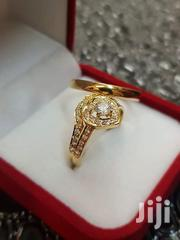 Gold 14k Wedding Engagement Ring | Jewelry for sale in Greater Accra, East Legon