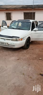 Chevrolet Prizm 2001 Automatic White   Cars for sale in Central Region, Agona East