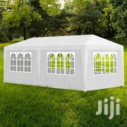 Party Tent 6x3m (20x10 Feet),White. Material Is Polyethylene 100% | Camping Gear for sale in Greater Accra, Ga South Municipal