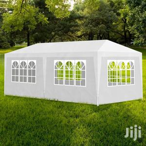 Party Tent 3x6 M, White