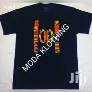T Shirt With African Print Fabric | Clothing for sale in Greater Accra, Osu