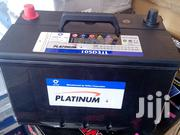 17 Plates Platinum Car Battery + Free Home Delivery | Vehicle Parts & Accessories for sale in Greater Accra, North Kaneshie