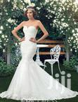 Beautiful Strapless Mermaid Gown | Wedding Wear for sale in Korle Gonno, Greater Accra, Ghana
