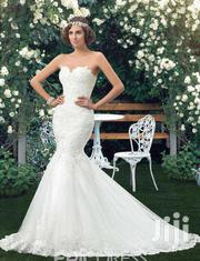 Beautiful Strapless Mermaid Gown | Wedding Wear for sale in Greater Accra, Korle Gonno