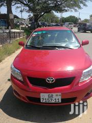 Toyota Corolla 2010 Red | Cars for sale in Greater Accra, Tema Metropolitan