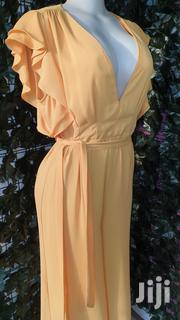 Yellow Vintage Jumpsuit For Slaw | Clothing for sale in Greater Accra, East Legon