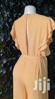 Yellow Vintage Jumpsuit For Slaw   Clothing for sale in East Legon, Greater Accra, Ghana