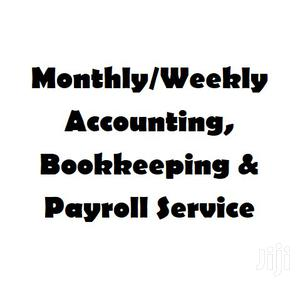 Monthly/Weekly Accounting, Bookkeeping & Payroll Service