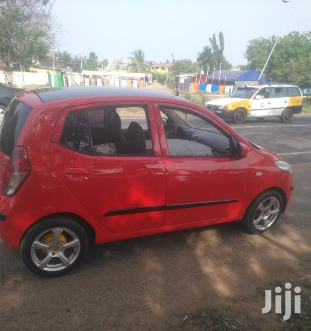 Archive: Hyundai i10 2009 1.2 Red