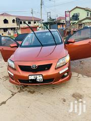 Toyota Corolla 2009 1.8 Advanced Orange | Cars for sale in Greater Accra, Achimota