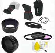 Canon Lens + LCD Viewfinder for T1 T2 T3 T4 T5 T1i T2i T3i T4i Camera | Photo & Video Cameras for sale in Greater Accra, Adenta Municipal