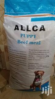 ALLCA Puppy Beef Meal | Pet's Accessories for sale in Greater Accra, Dansoman