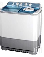 Roch 7 Kg Washing Machine Twin Tub Semi Automatic Powerful | Home Appliances for sale in Greater Accra, Accra Metropolitan