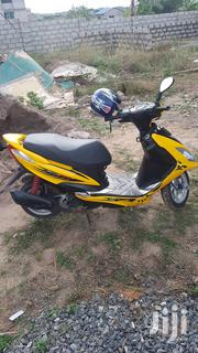SYM Jet 2012 Yellow | Motorcycles & Scooters for sale in Greater Accra, Accra Metropolitan