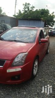 Nissan Sentra 2008 Red | Cars for sale in Greater Accra, Ga South Municipal