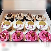 Cupcakes In All Flavors With Cream Icing And Topping | Meals & Drinks for sale in Greater Accra, Tema Metropolitan