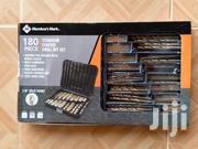 180pcs Titanium Coated Drill Bit Set | Hand Tools for sale in Greater Accra, Ga East Municipal