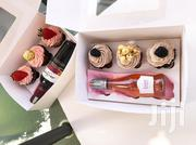 Three Cup Cakes And And One Alcoholic Beverage | Meals & Drinks for sale in Greater Accra, Tema Metropolitan