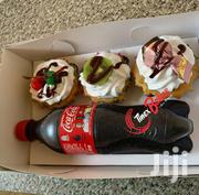 Three Cup Cakes And One Soft Drink | Meals & Drinks for sale in Greater Accra, Tema Metropolitan