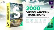 Seamless Transitions Pack V6 For After Effects | Software for sale in Greater Accra, Roman Ridge