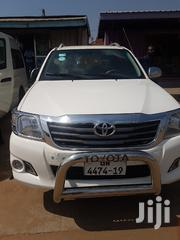 Toyota Hilux 2014 White   Cars for sale in Greater Accra, Accra Metropolitan