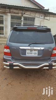 Toyota Highlander 2007 Sport Gray | Cars for sale in Greater Accra, Adabraka