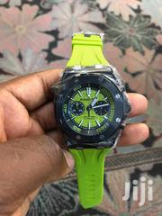 Audemars Piguet Green Silicone Strap (REPLICA) | Watches for sale in Greater Accra, Adenta Municipal