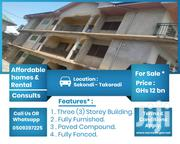 A 12 Bedrooms Apartment for Sale at Fijai, Takoradi | Houses & Apartments For Sale for sale in Western Region, Ahanta West