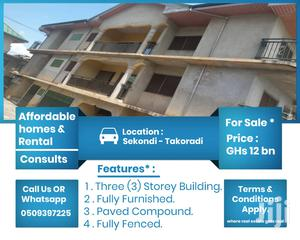 A 12 Bedrooms Apartment for Sale at Fijai, Takoradi