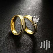 18kt Gold Silver 3 Set Wedding Rings   Jewelry for sale in Greater Accra, Ga South Municipal