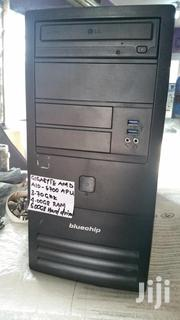 Desktop Computer Gigabyte GA-H110MSTX-HD3-ZK 4GB AMD A10 HDD 500GB | Laptops & Computers for sale in Greater Accra, Odorkor