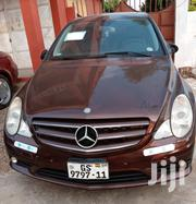 Mercedes-Benz R Class 2009 Brown | Cars for sale in Greater Accra, Kwashieman