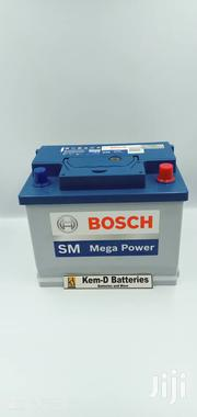 13 Plates Bosch Car Battery For Yaris | Vehicle Parts & Accessories for sale in Greater Accra, Airport Residential Area
