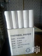 57mm × 40mm Receipt Paper Roll | Computer Accessories  for sale in Greater Accra, Adabraka