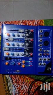 Professional 4 Channel Mixing Console And Monitor | Audio & Music Equipment for sale in Greater Accra, Dansoman